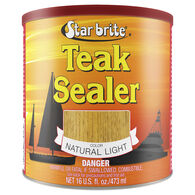 Star brite Tropical Teak Oil Sealer (Natural Light), 16 oz.