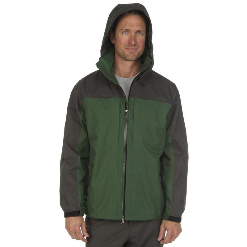 Ultimate Terrain Men's TecH2O Sheltered II Rain Jacket image number 9