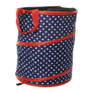 Patriotic Collapsible Container