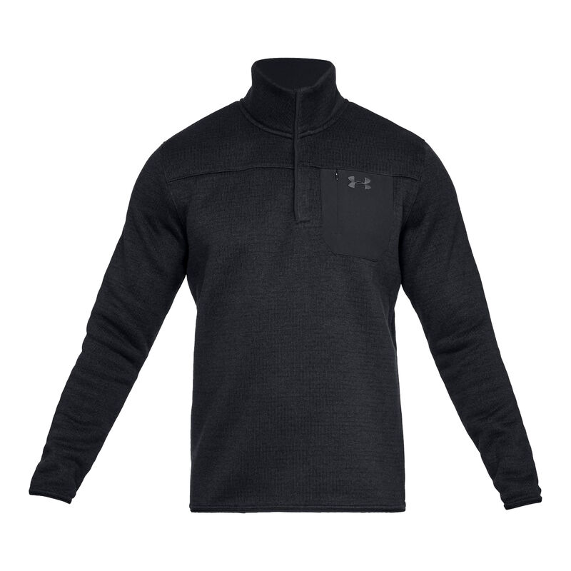 Under Armour Men's Specialist 2.0 Long-Sleeve Henley image number 3