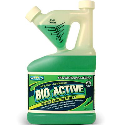 Bio-Active Holding Tank Treatment Deodorizer and Waste Digester, 68 oz