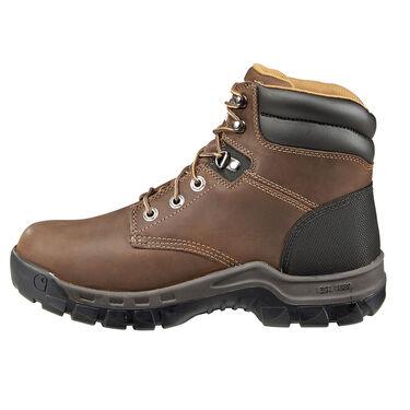 Carhartt 6-Inch Men's Brown Rugged Flex Work Boot