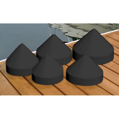 """Dockmate Conehead Cap For Round Pilings, 7"""" Dia."""