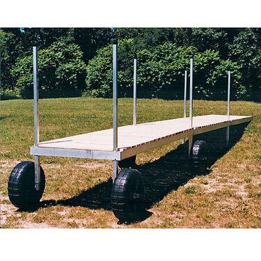 """Roll-In Dock Wheel, 18"""" Diameter x 6""""W, each"""