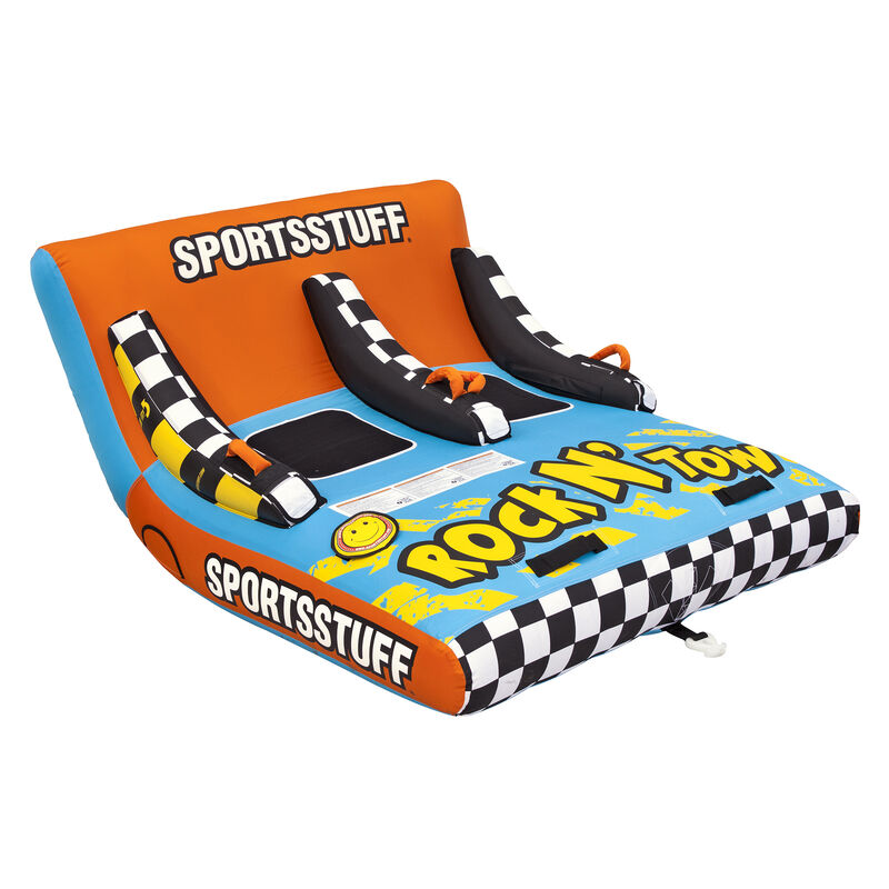 Sportsstuff Rock 'N Tow 2-Person Towable Tube image number 1