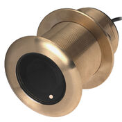 Raymarine B75H Bronze 0° Depth/Temp Thru-Hull Transducer for CP370 & CP570 CHIRP