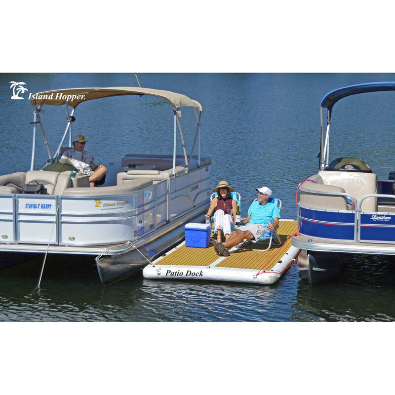 Island Hopper Patio Dock image number 6