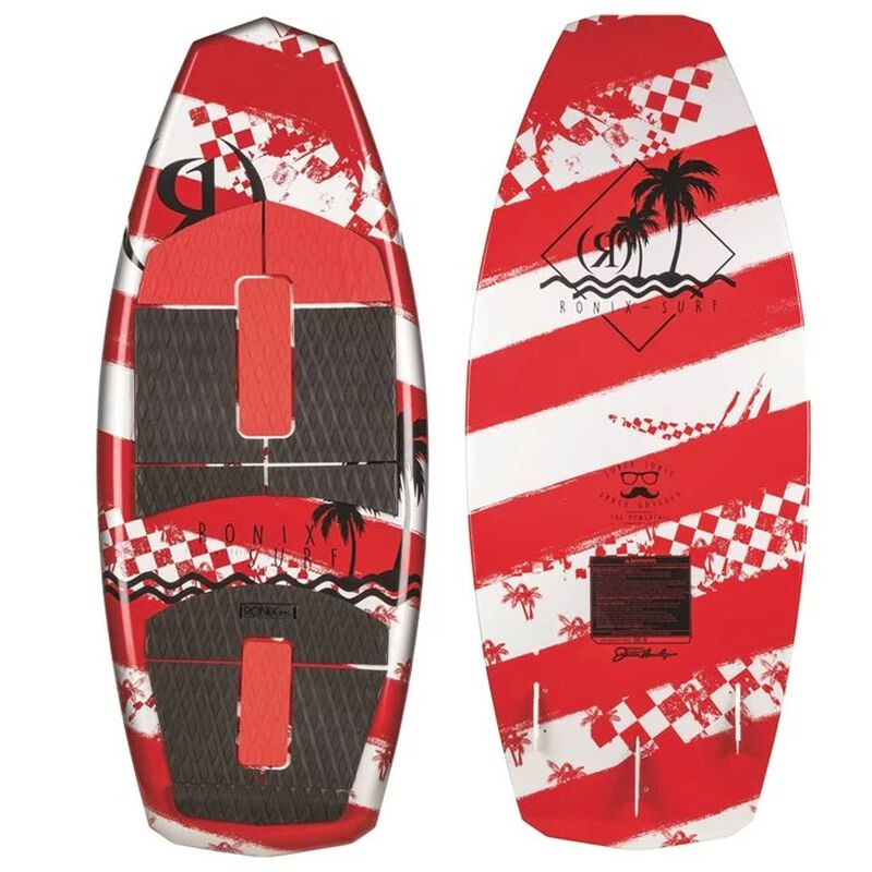 Ronix 2019 Super Sonic Space Odyssey Powertail Wakesurf Board image number 1