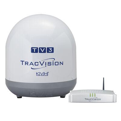 KVH TracVision TV3 Marine Satellite Television System