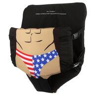 Floaty Pants, Flag