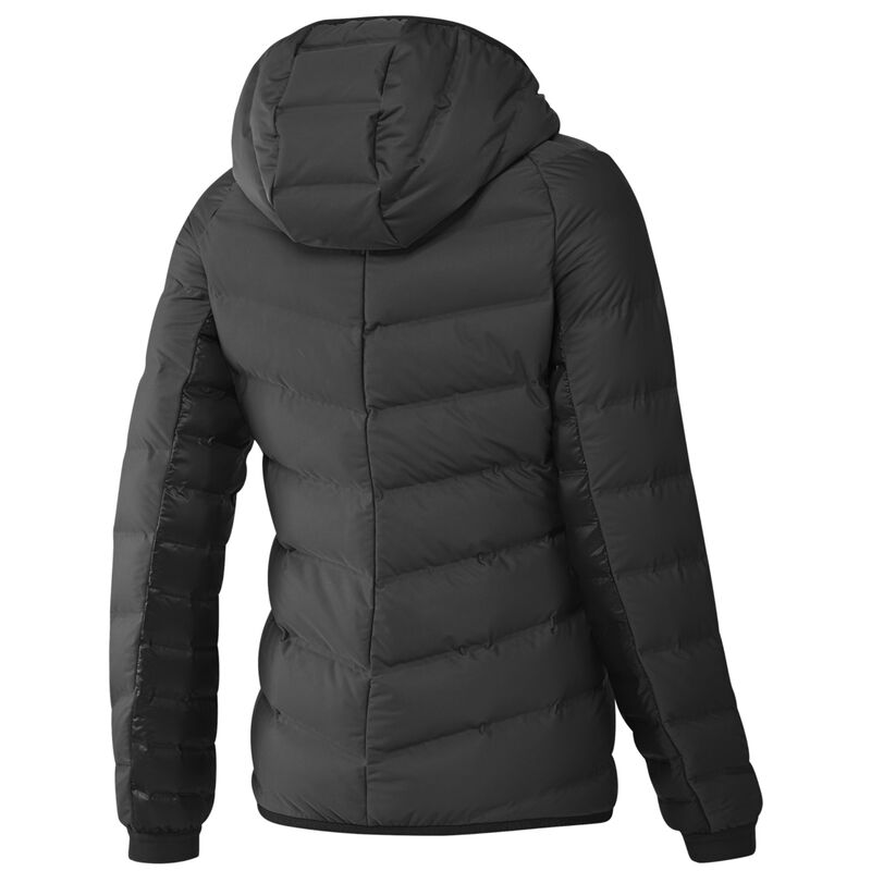 Adidas Women's Nuvic Hooded Down Jacket image number 12