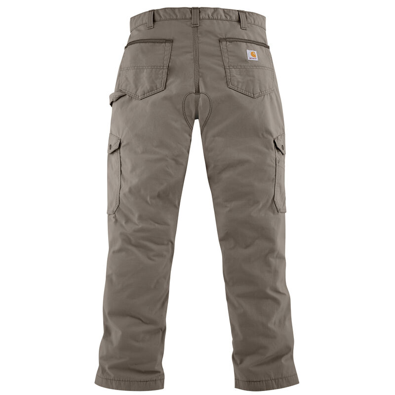 Carhartt Men's Relaxed Fit Double-Front Cargo Work Pant image number 8