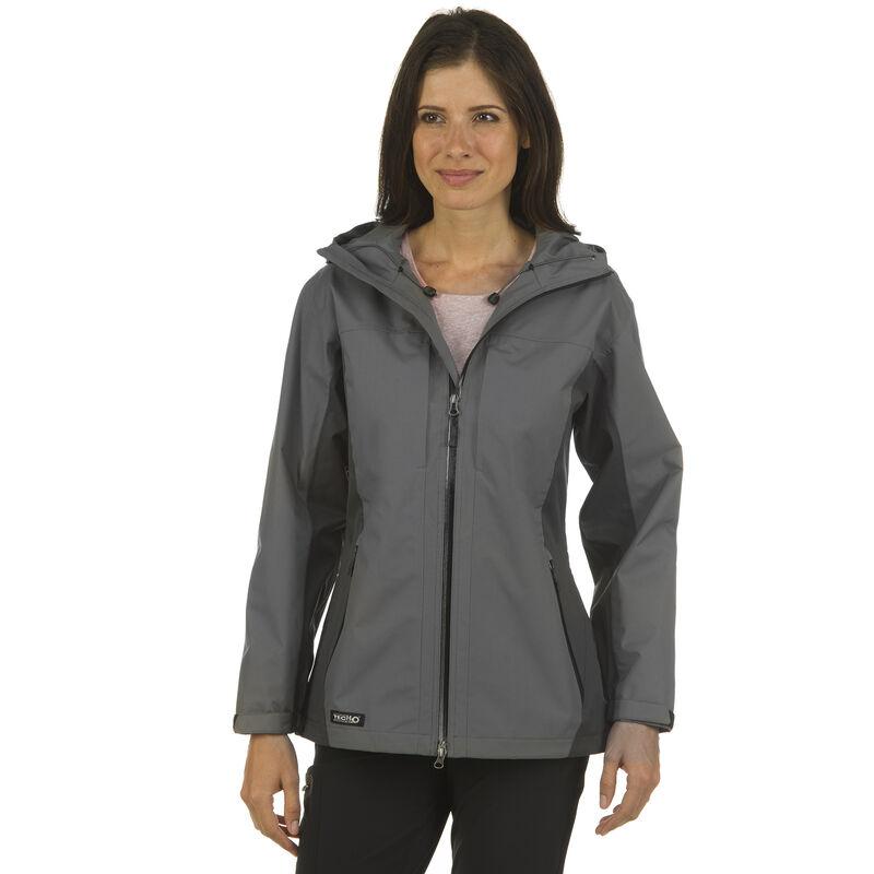 Ultimate Terrain Women's TecH2O Sheltered II Rain Jacket image number 8