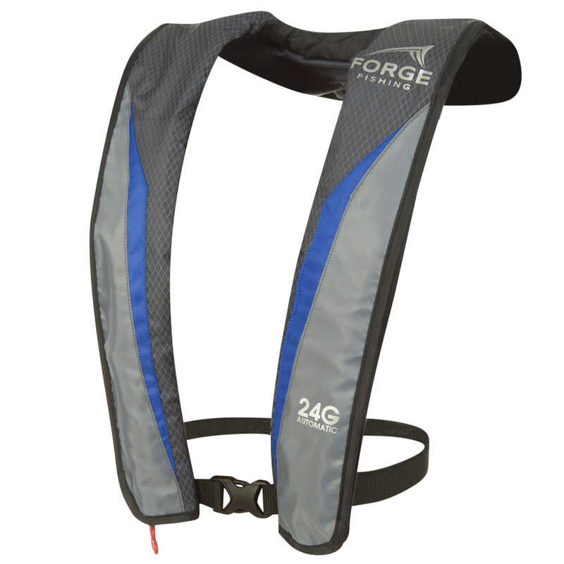 Forge Fishing 6F Automatic Inflatable PFD image number 4