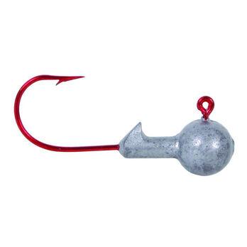Calcutta Round Jig With 2/0 Hook, 10-Pack