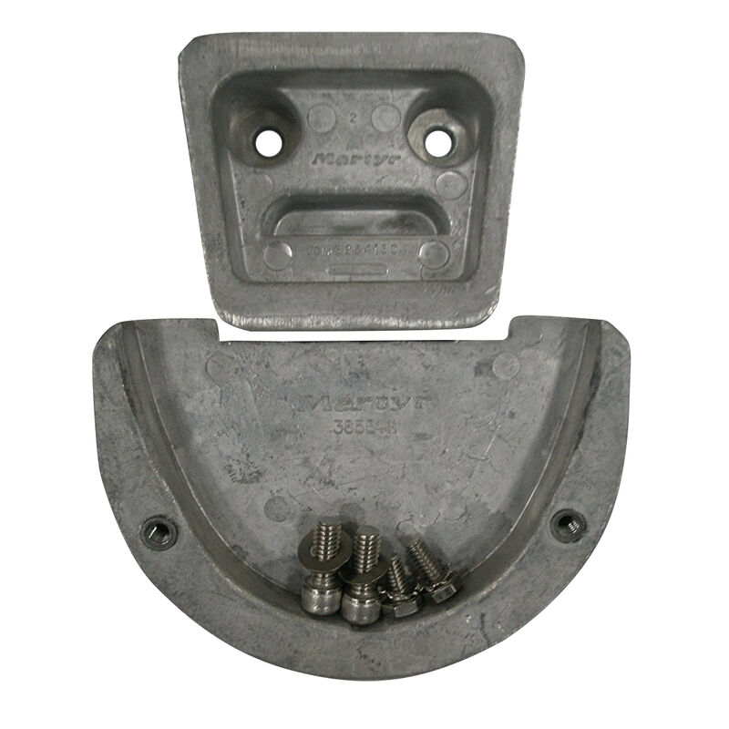 Martyr Volvo Penta Anode Kit for SX Engines - Magnesium image number 2