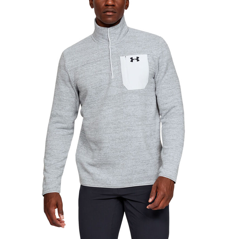 Under Armour Men's Specialist 2.0 Long-Sleeve Henley image number 5