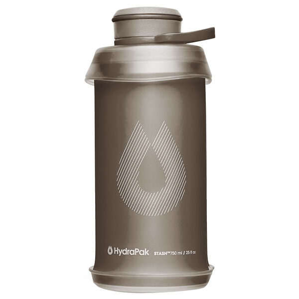 Stash Bottle, 750ml/25 oz., Gray