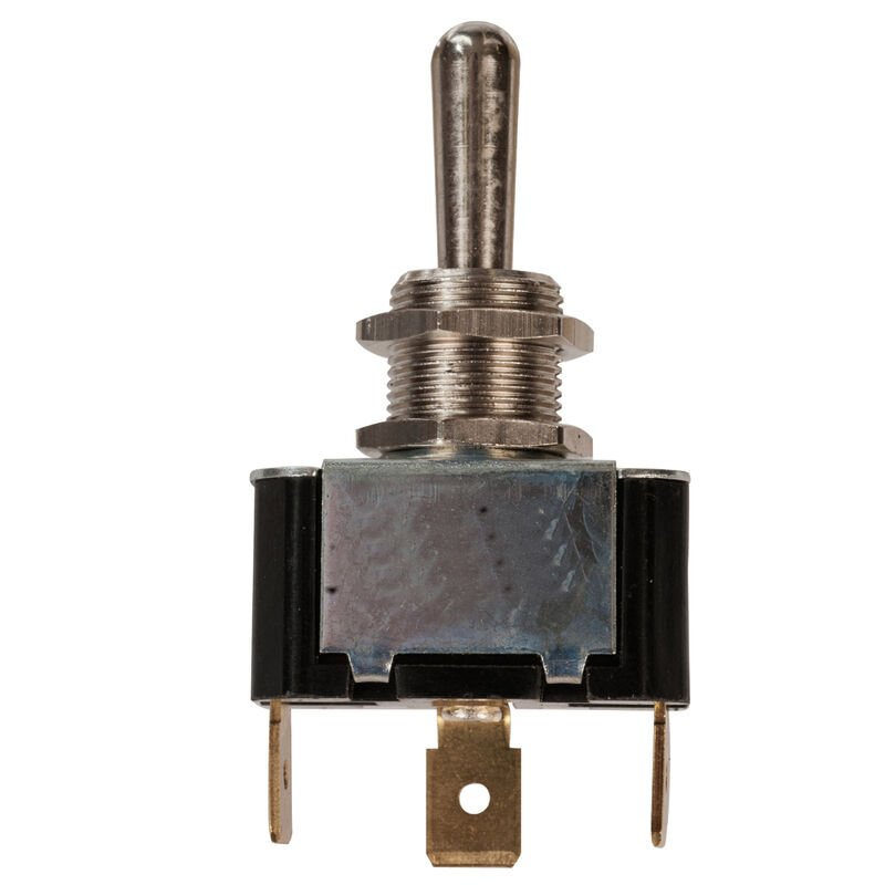 Sierra Toggle Switch Mom On/Off/Mom On, Sierra Part #TG22040 image number 1