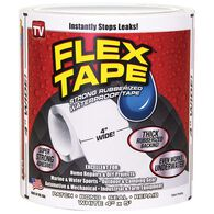 "Flex Tape, 4"" White"