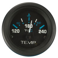 "Sierra Eclipse 2"" Outboard Water Temperature Gauge"