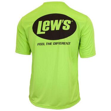 Lew's Short-Sleeve Microfiber Shirt
