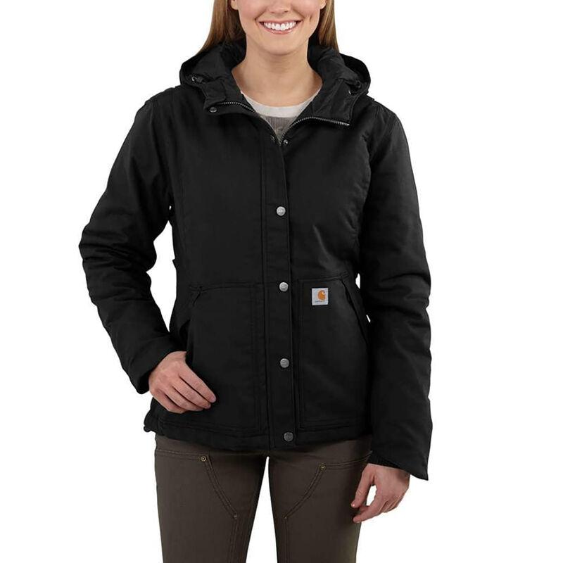 Carhartt Women's Full Swing Cryder Jacket image number 1
