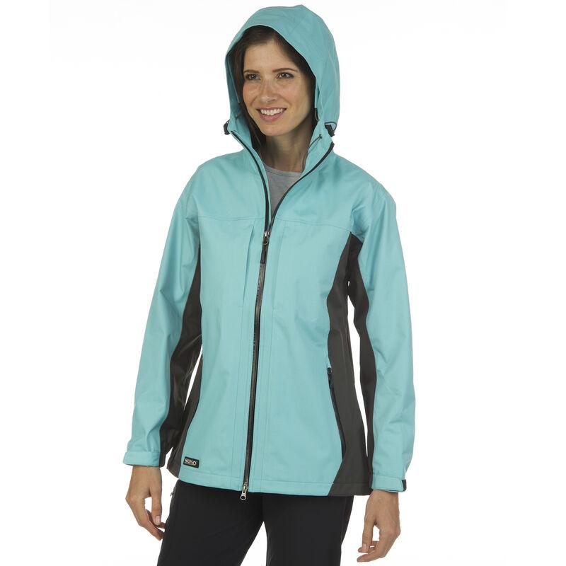 Ultimate Terrain Women's TecH2O Sheltered II Rain Jacket image number 4