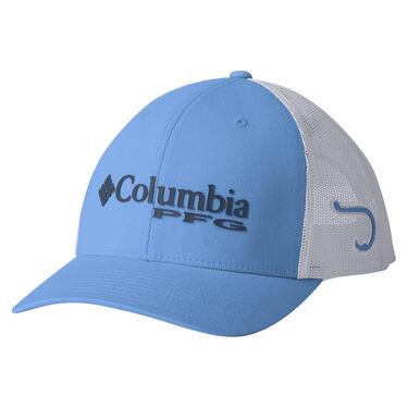 Columbia Men-s PFG Mesh Snap-Back Ball Cap