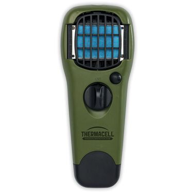 ThermaCELL Mosquito Repellent Appliance Olive w/switch