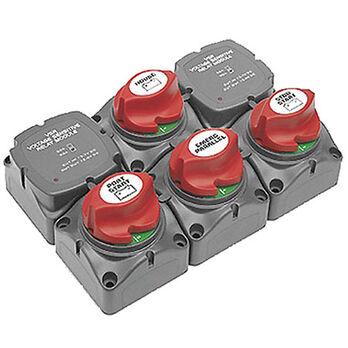 BEP Twin VSR Battery Distribution Cluster