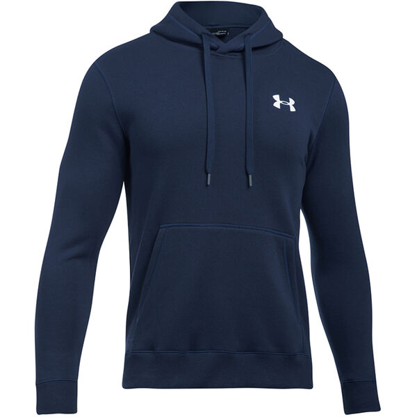 Under Armour Men's Rival Fleece Fitted Pullover