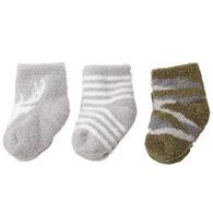 Mud Pie Infant Newborn Little Deer Chenille Socks Set