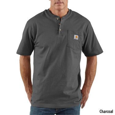 Carhartt Men's Workwear Short-Sleeve Henley