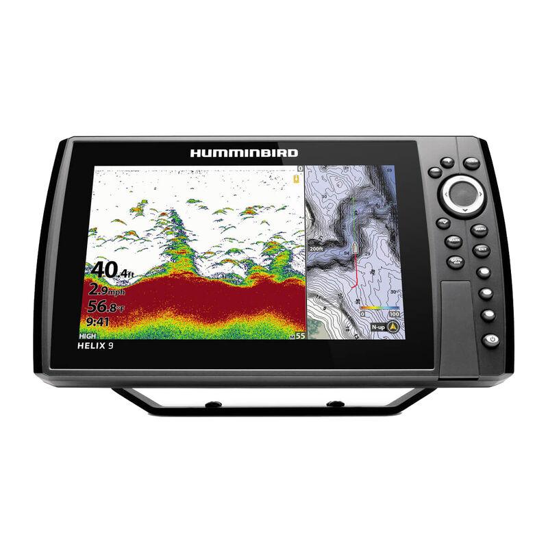 Humminbird Helix 9 CHIRP MEGA DI+ GPS G3N Fishfinder Chartplotter image number 1