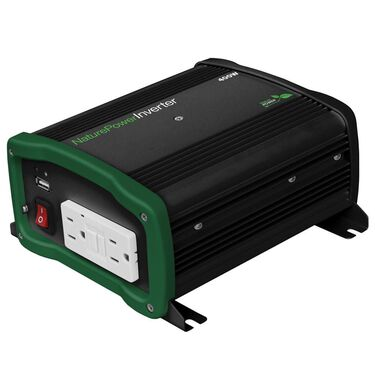 Nature Power 400-Watt Pure Sinewave Inverter