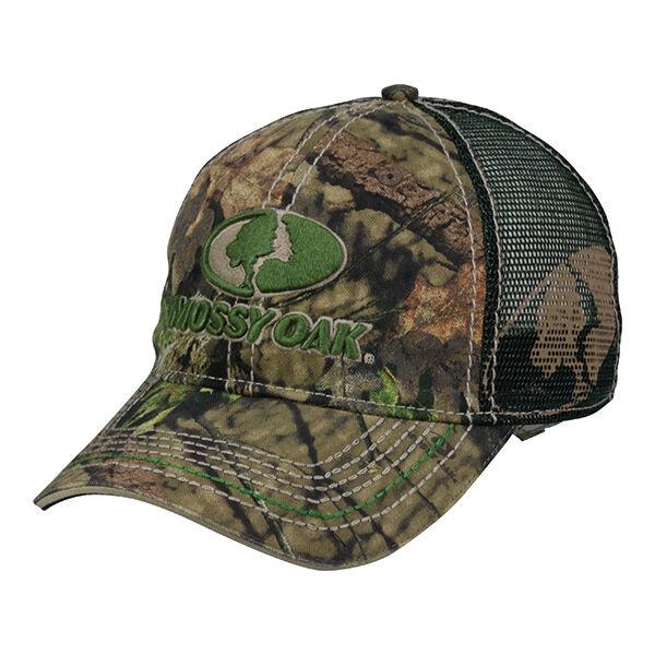 Mossy Oak Mesh Back Cap