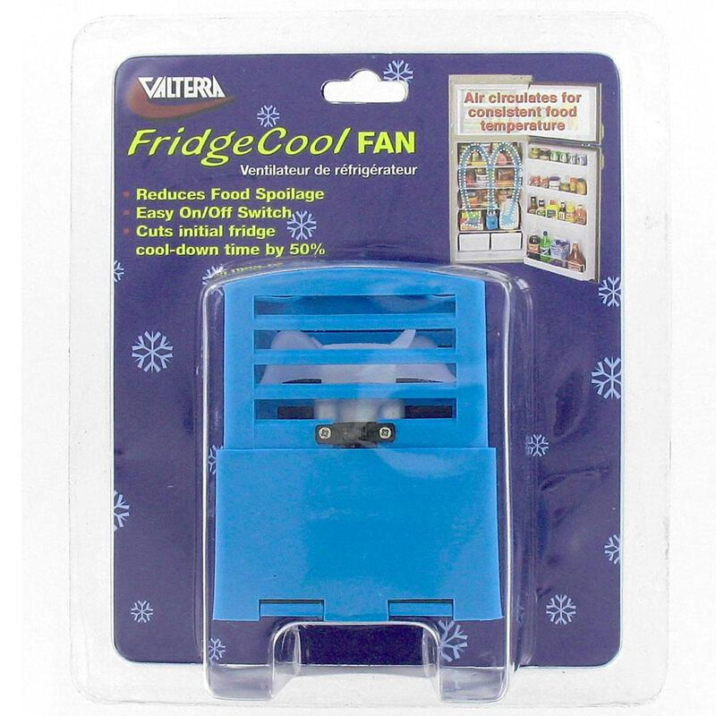 FridgeCool Fan with On/Off Switch image number 2