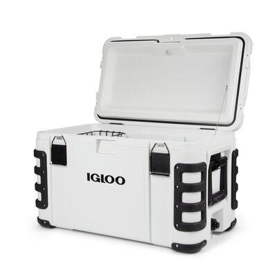 Igloo Leeward 50-Quart Cooler, White