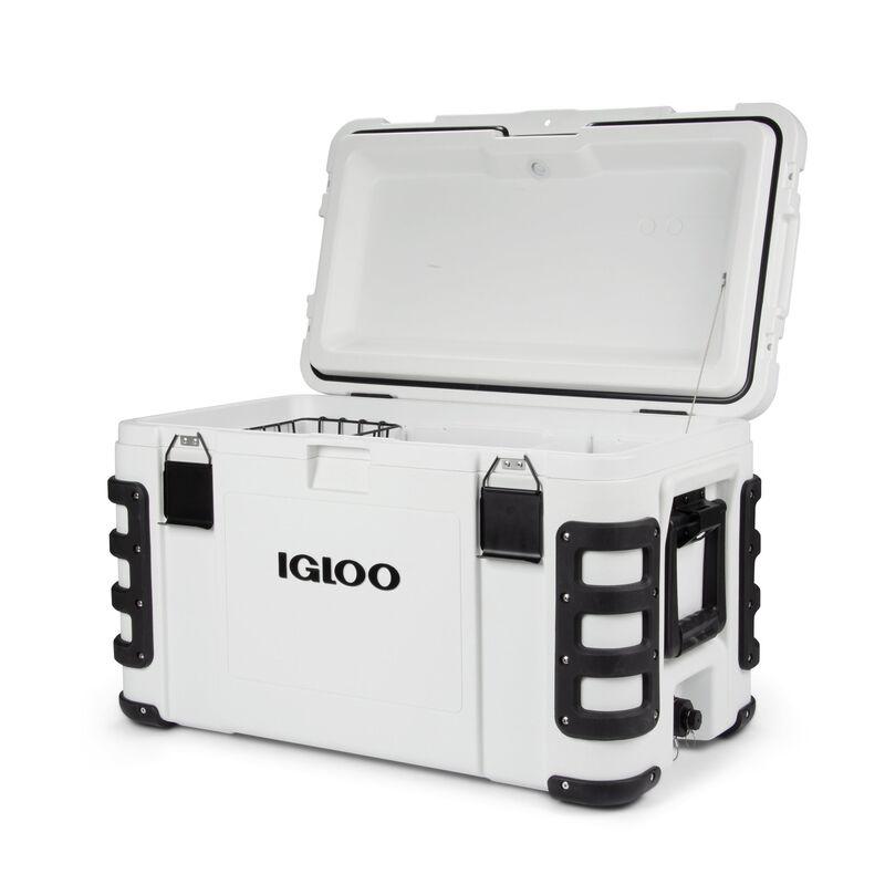Igloo Leeward 50-Quart Cooler, White image number 2