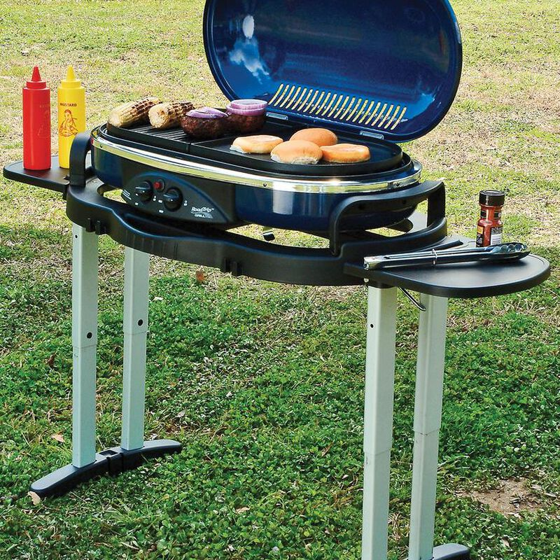 Coleman RoadTrip Classic Grill, Blue image number 3