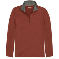 Ultimate Terrain Men's Trailhead Merino Hiking Quarter-Zip Pullover