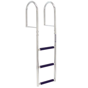 Dockmate Stainless Steel Dock Ladder, 4-Step