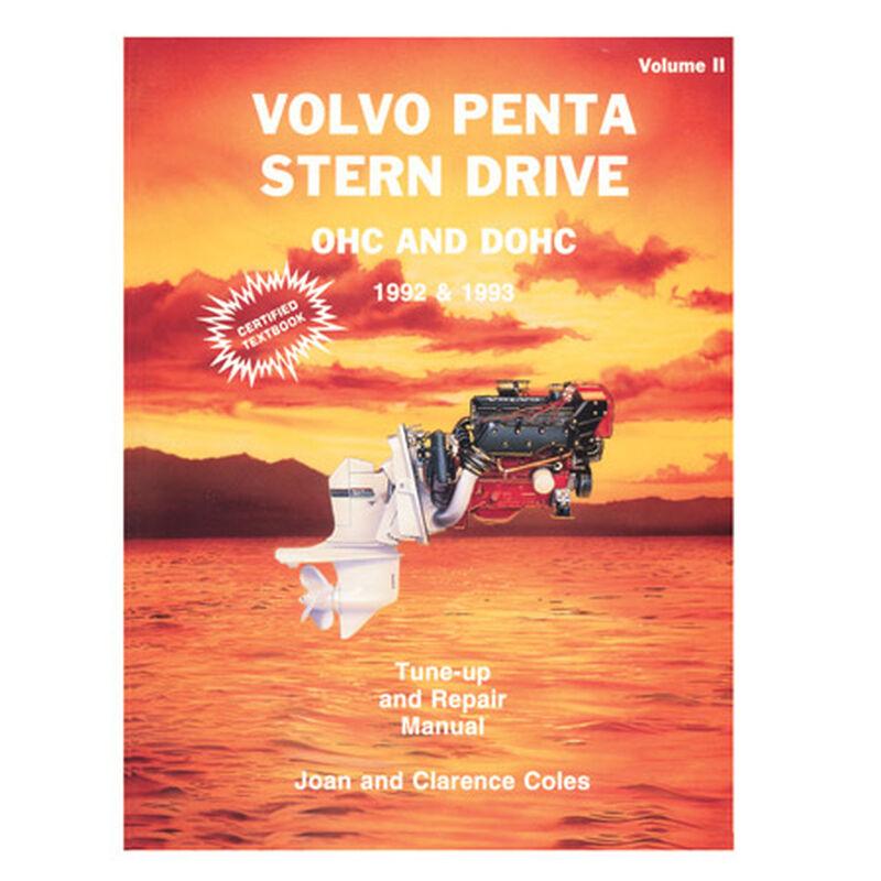 Seloc Marine Stern Drive & Inboard Repair Manual for Volvo/Penta '92 - '93 image number 1