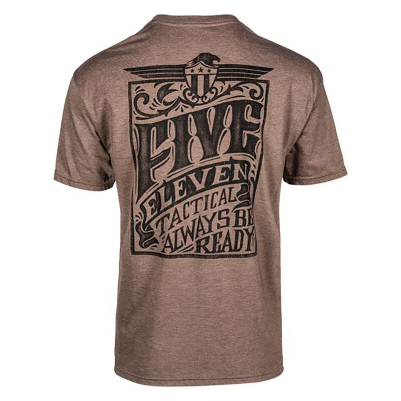 5.11 Tactical Men's Short-Sleeve Graphic Tee image number 7