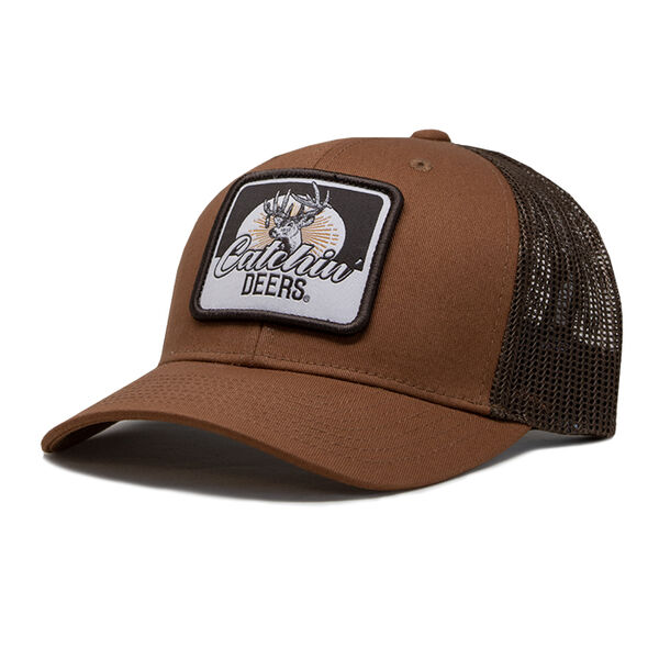 Catchin' Deers Wallhanger Mesh Back Hat