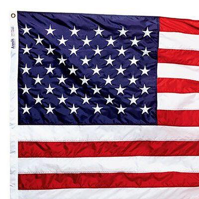Nylon U.S. Banner Flag