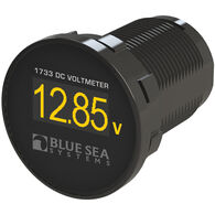 Blue Sea Mini OLED DC Voltmeter