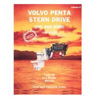Seloc Marine Stern Drive & Inboard Repair Manual for Volvo/Penta '92 - '93