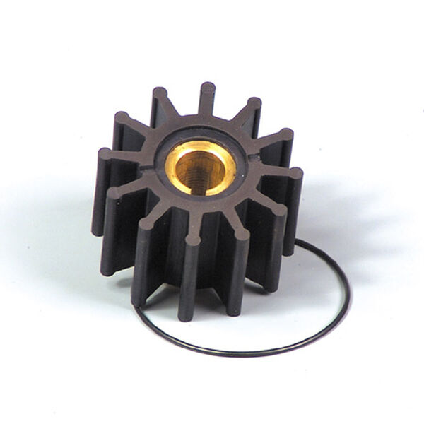 Replacement Impeller with o-ring, Sherwood #9959 (Jabsco #18838-0001)